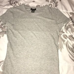 Size small grey shirt never worn